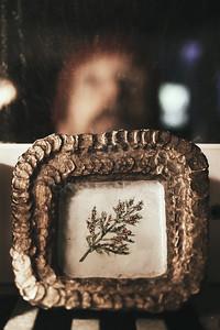 Mirroring Self VIII (Self Portrait)