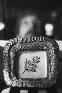 Mirroring Self VII (Self Portrait)