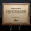 Van Metre Hall Dedication 5/13/19