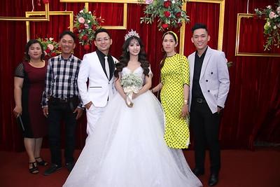 Van Tai & Thuy Dung Wedding Photobooth Vietnam - Chụp hình in ảnh lấy liền Tiệc cưới tại Sài Gòn