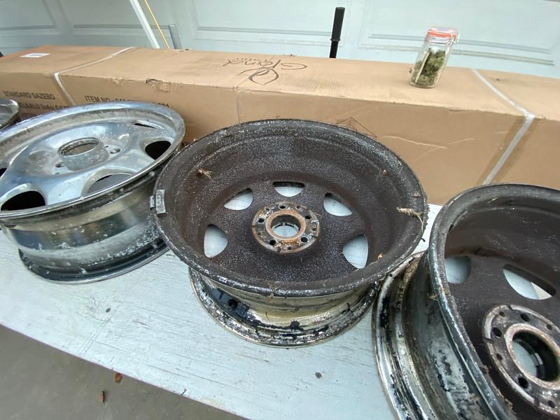 CLK wheels - 10