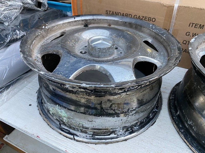 CLK wheels - 1