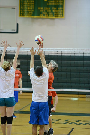 Vance Cup  14 - 15  Volleyball