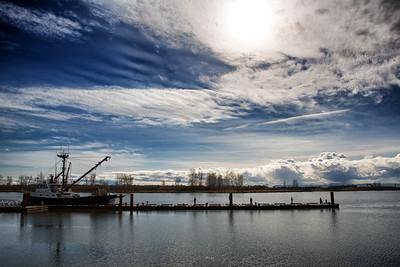 Steveston Docks