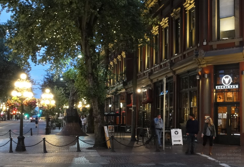 Vancouver Gastown