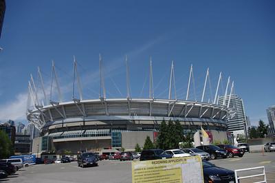 US v Nigeria - BC Stadium