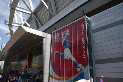 The Entrance at BC Stadium