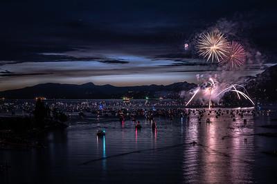 Celebration of Light 2015, Vancouver BC