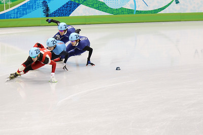 Men's Short Track Speed Skating