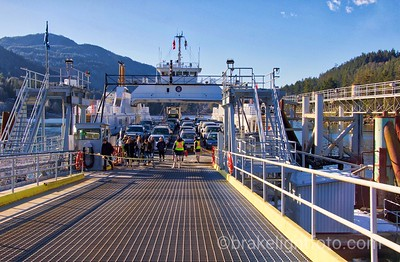 BC Ferries Skeena Queen at Fulford Harbour