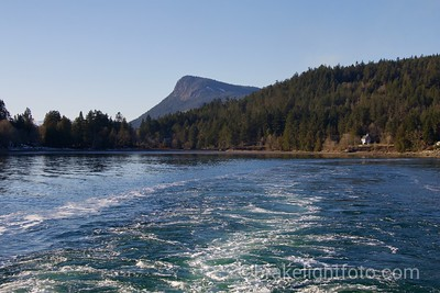 Mount Maxwell and Fulford Harbour