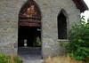 Butter Church  / Old Stone Church door