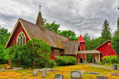 Koksilah Church