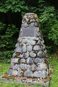 Pioneer Black Community Cairn