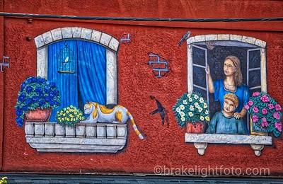 Downtown Duncan Murals