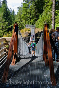 Elk Falls Suspension Bridge