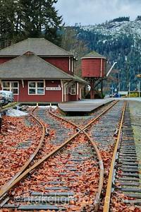 Port Alberni Railway Station