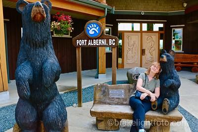 Port Alberni Visitor's Centre