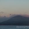 Seaplane Approaching Saturna Island