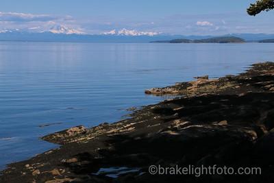Mount Baker & Cabbage Island