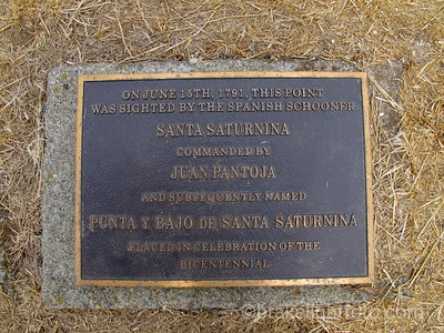 Santa Saturnina Plaque