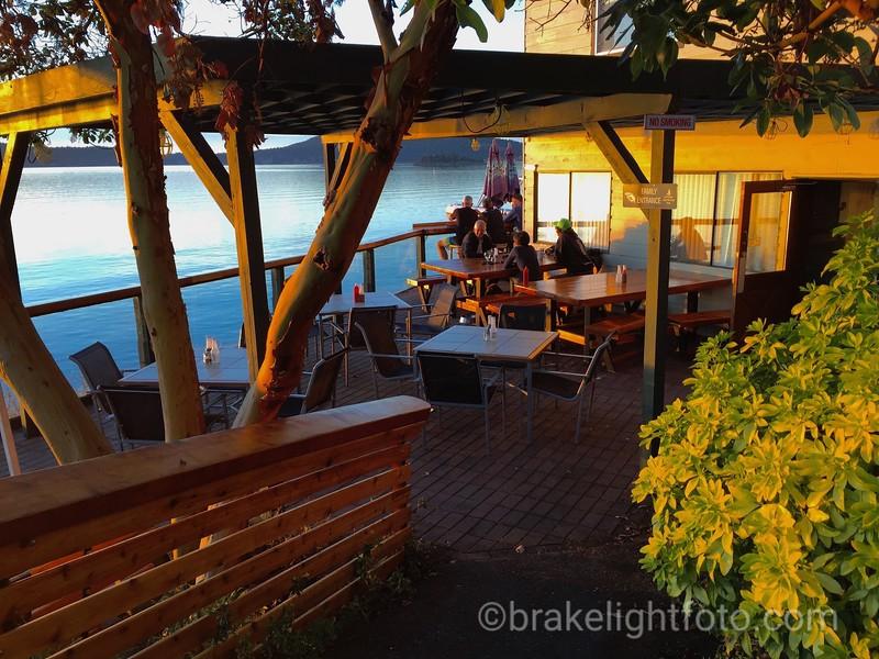 Saturna Island Lighthouse pub