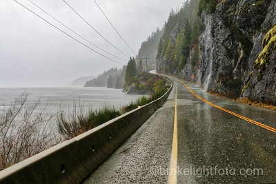 Highway #4 & Kennedy Lake