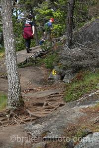Hiking in East Sooke Park