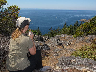 Hiking East Sooke Park