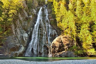 Virgin Falls, Vancouver Island Canada