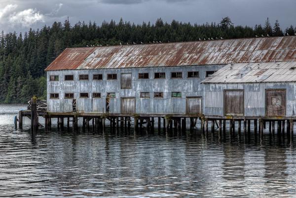 Alert Bay - Cormorant Island, British Columbia, Canada