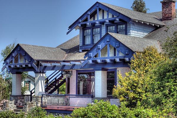 Heritage House - Chemainus BC Canada