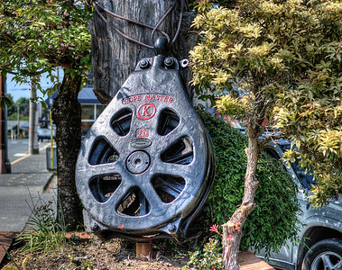 "Artifact - Chemainus BC Canada Visit our blog ""Small Town Life"" for the story behind the photos."