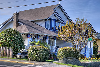 "Heritage House - Chemainus BC Canada Visit our blog ""A Doll's House"" for the story behind the photos."