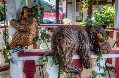 Chemainus Bears - Chemainus, Vancouver Island, British Columbia, Canada