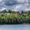 Homes On The Bluff - Chemainus, Vancouver Island, British Columbia, Canada