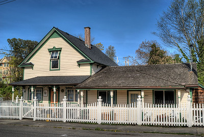 """Heritage House - Chemainus BC Canada Visit our blog """"A Doll's House"""" for the story behind the photos."""