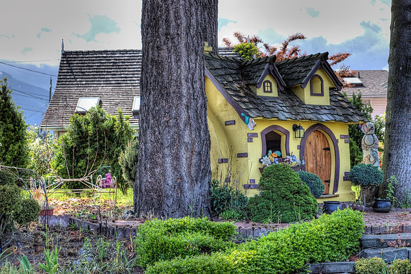 Play House - Chemainus BC Canada