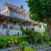 Heritage House - Chemainus, Cowichan Valley, Vancouver Island, British Columbia, Canada