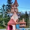 Coombs, BC - Vancouver Island, Canada