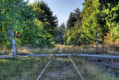 """Cowichan Station Railway Station - Cowichan Station BC Canada Visit our blog """"A Quick Stop At The Station"""" for the story behind the photos."""