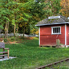 "Heritage Train Station - Cowichan Station, Cowichan Valley, Vancouver Island, BC, Canada Please visit our blog ""<a href=""http://toadhollowphoto.com/2015/02/25/the-tiny-heritage-train-station/"">The Tiny Train Station</a>"" for the story behind the photo."