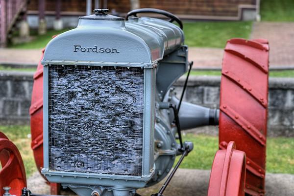 Fordson Tractor - Ladysmith, BC, Canada