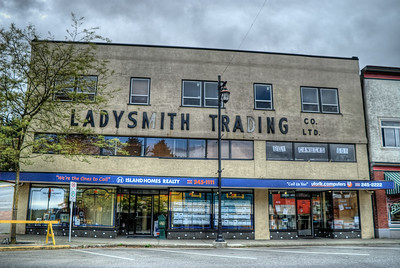 """Ladysmith - Vancouver Island, BC, Canada Visit our blog """"Ladysmith"""" for the story behind the photos."""