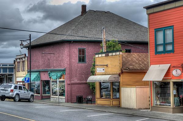 Ladysmith - Vancouver Island, BC, Canada