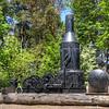Steam Donkey - Ladysmith, Vancouver Island, British Columbia, Canada