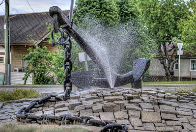 """Anchor - Ladysmith, Vancouver Island, BC, Canada Visit our blog """"A Donkey, A Switch And An Anchor"""" for the story behind the photos."""