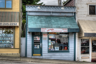 """Ladysmith - Vancouver Island, BC, Canada Please visit our blog """"A Stroll Down 1st Ave"""" for the story behind the photos."""