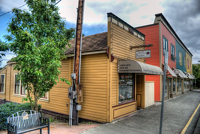 "Ladysmith - Vancouver Island, BC, Canada Please visit our blog ""A Stroll Down 1st Ave"" for the story behind the photos."