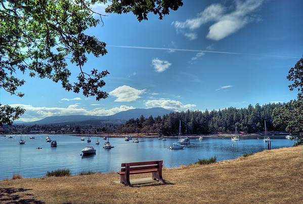 Newcastle Island Marine Provincial Park - Nanaimo, BC, Canada